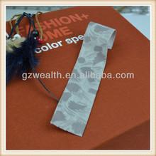 fashionable custom printed elastic bands made in China