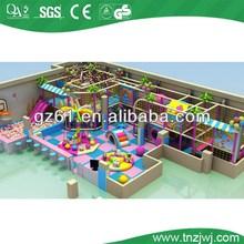2014 guangzhou children indoor happy land garden house