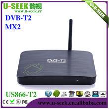 [US866-T2] Android 4.2 Set Top Box Full HD 1080P Porn Video TV Box mini digital tv stick Amlogic 8726-MX Dual Core 1G/8G DVB-T2