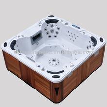 7 persons acrylic shower hot tub JCS-09