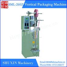 Mini flow packing machine