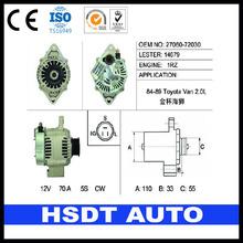 Denso Alternator for Toyota 12v 70a