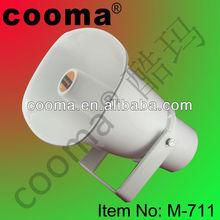 loudspeaker horn audio speaker with transformer waterproof