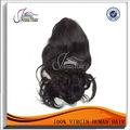 Nuevo producto 2014 deVirgin pelucas delanteras del cordón brasileño de 5A grado peluca de cabello humano