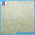 gel de sílice fórmula química