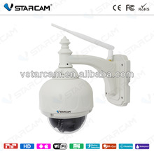 720P HD H.264 PTZ IP Camera Built-in TF/Micro SD Card Slot Plug&Play P2P Outdoor IP Camera