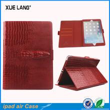 Handmade premium material for ipad air Genuine leather case