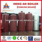 vertical type low pressure mini steam boiler coal fired for loundary