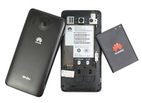 Huawei Ascend G510 Android 4.1 Smart Phone 4.5 inch IPS Cell Phone 3G Dual Core CPU free shipping