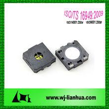 LDMS1540S 15*4mm 0.5W SMD rohs mini micro cone 8ohm mylar speaker