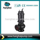 WQ vertical submersible sewage centrifugal pump