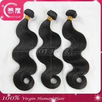 High Quality Brazilian Virgin Hair Healthy Ends 100% Virgin Cheap Brazilian Hair Extension Hair Bundles Wholesale Human Hair