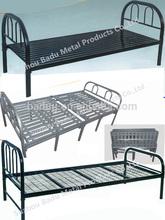 modern metal single / twin folding bed