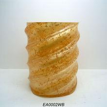 polyresin yaratıcı dekoratif çöp sepetleri