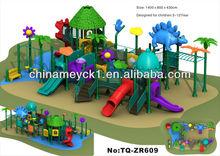 Multifunctional outdoor playground equipment, virtual playground, play land. TQ-ZR609