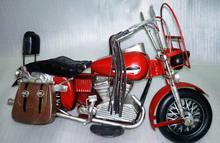 Banda stagnata modello per la raccolta& fatti a mano modello di moto