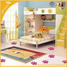 ZooYoo Original Vinyl Handmade Paintings Little Bear's Paw Wall Deco For Kids Room
