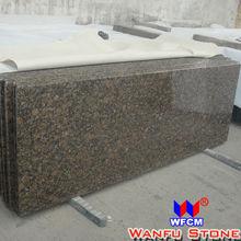 """72"""" Bar Counter Tops Granite Baltic Brown"""