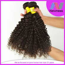 brazilian afro curly weave hair extensions bundles