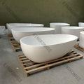 acrílico superfície sólida banheiro banheira para as pessoas gordas