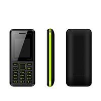 6usd basic function dual sim bar style soft keypad mobile phones