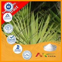 High Quality Herbal Plant Serenoa Repens/Saw palmetto Extract 25%; 45%