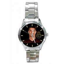 Cristiano Ronaldo Stainless Fans Watch