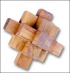 Brain Teaser Wooden Puzzle TPZ07