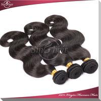 Fashion new design 100% human hair 22inch Ideal hair arts malaysian body wave