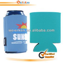 Cheap promotional neoprene cans cooler stubby holder