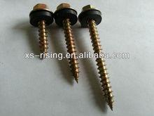 hex head type 17 self tapping screw c1022 harden