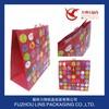 Custom promotional Christmas gift paper bag