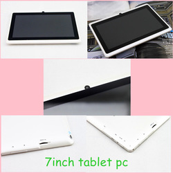 7inch tablet pc quad core 3g wifi dual sim android phone