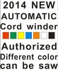 2014 Newest AUTOMATIC cord winder for gift craft
