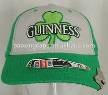 custom baseball cap with Bottle Opener built into brim