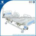Custom bt-ae102 médica elétrica uti do hospital elétrica médica cama para idosos com cadeira