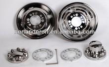 71601F/R 16 Stainless Steel Wheel Simulator