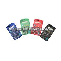 8 digits Pocket Calculator