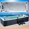 Hot sale acrylic swimming pool 2015 balboa rectangular plastic pool SR860 adult plastic swimming pool