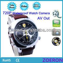 Japan AV Out Wrist iWatch Hidden Camera