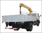 6.3 Ton Cargo Crane Truck 1