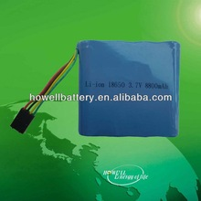lithium ion battery electric car