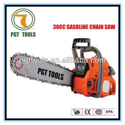 gasoline chain saws echo