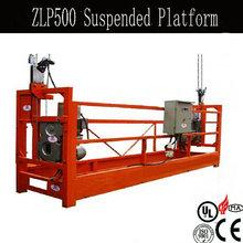 suspended platform / construction building / aerial work platform/cradle