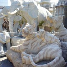 Stone Animal sculpture (china)