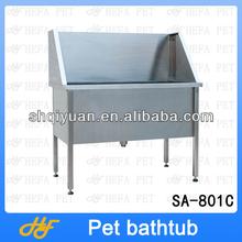stainless steel dog bath product,dog bath tube,pet bath tub SA-801C