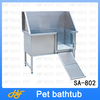 Shanghai HF dog bath tub pet grooming product SA-802
