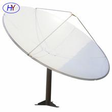 c band 1.8m big satellite tv dish antenna rotator