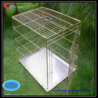 China cheap stainless steel dog cage