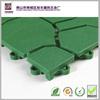 Multifunctional high quality green pvc door mat